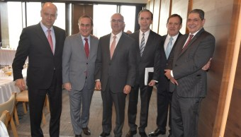 José Calzada, titular de Sagarpa, se reúne con integrantes del CCE.