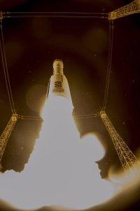 El Sentinel-2B, que pesa 1.1 toneladas, despegó con éxito desde Guayana Francesa. (Twitter: @esa)
