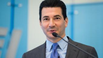 Scott Gottlieb fue vicecomisionado de la FDA durante el gobierno de George W. Bush.