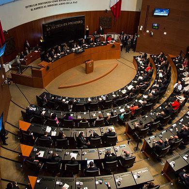 Senado avala en comisiones la Ley General de Desaparición Forzada.(Getty Images/Archivo)