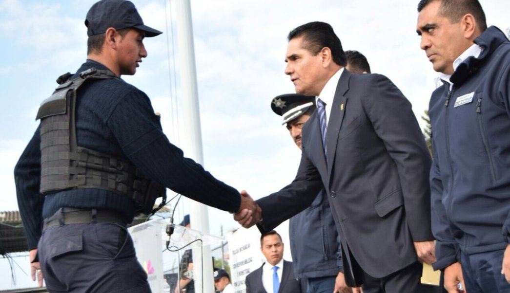 |Silvano Aureoles, gobernador de Michoacán. (Twitter: @Silvano_A)