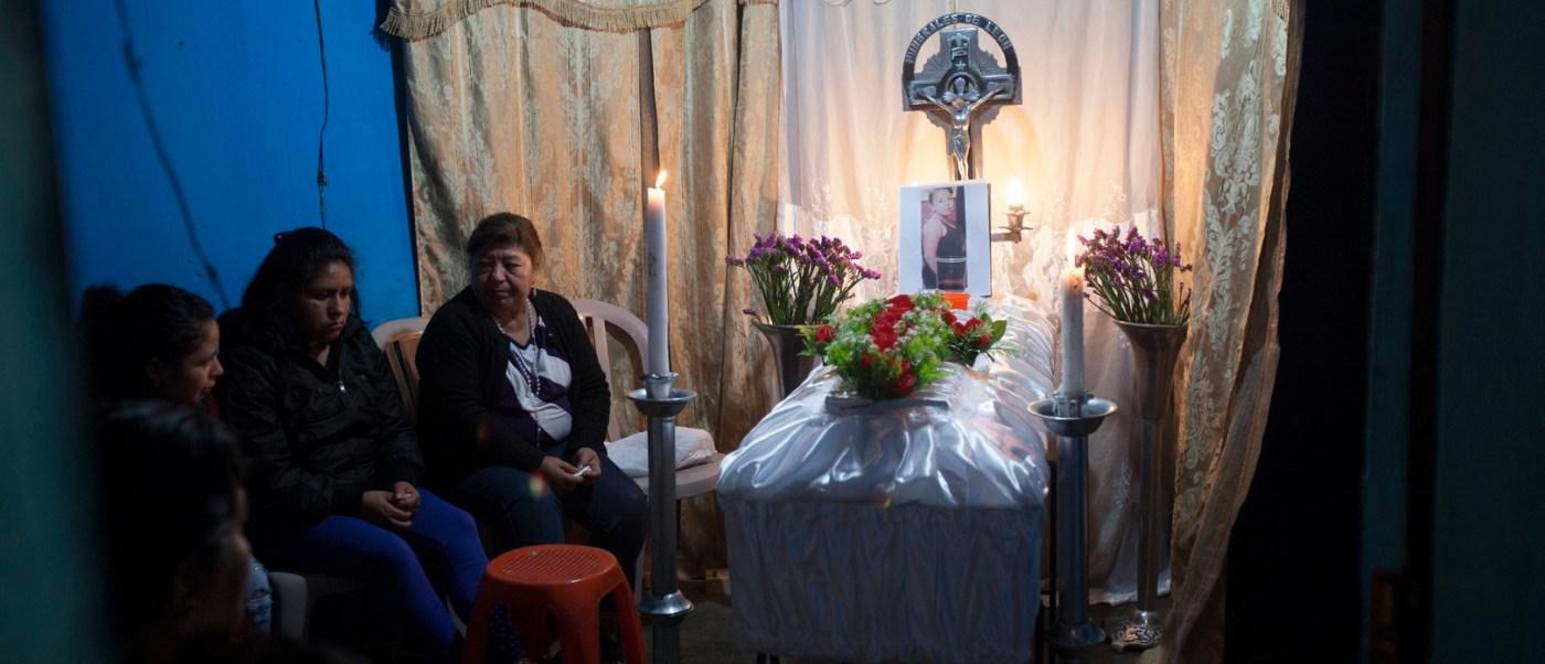 Suman 37 niñas muertas por incendio en albergue en Guatemala. (AP)