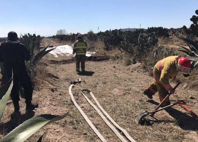 Las autoridades han detectado más de 350 tomas clandestinas en el estado de Guanajuato (Twitter/@puntoporpuntomx/Archivo)