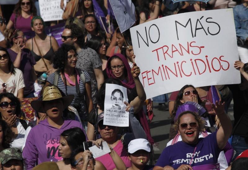 orgullo trans, crimenes de odio, feminicidios