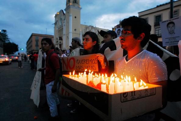 El fiscal general de Veracruz lamentó la cantidad de muertos y desaparecidos en la entidad. (Getty Images)