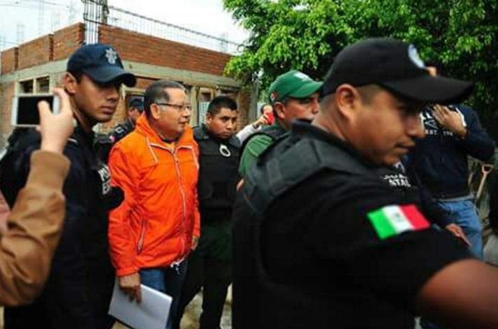 Exgobernador interino de Veracruz, Flavino Ríos. (Twitter @mx_informante, archivo)