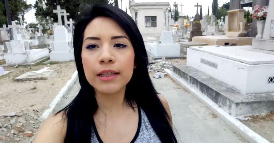 Utilizan panteón mexicano para grabar video pornográfico