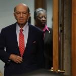 Wilbur Ross, secretario de Comercio de Estados Unidos. (Getty Images)