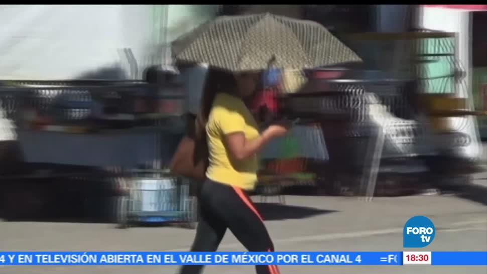 ola de calor, Huejutla, Hidalgo, Protección Civil, Clima, Calor,