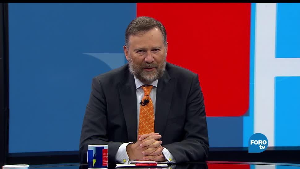 Política, Nacional, Mesa de debate, Leo Zuckermann, Televisa News, Noticieros Televisa