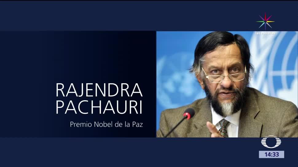 ajendra Pachauri, Nobel de la Paz, Cambio climático, Estados Unidos, India