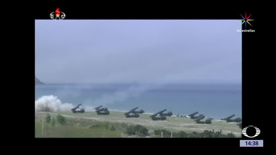 Noticias, Corea del Norte, Kim Jon un, Guerra en Asia, Estados Unidos, Seguridad