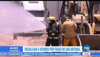 Televisa, Noticias, Mexico, Guadalajara, Jalisco, Bomberos