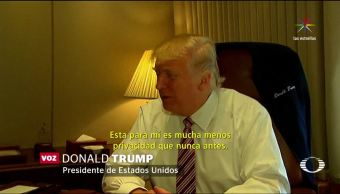 Trump, Pensó Sería, Fácil, Presidente, 100 día de gobierno