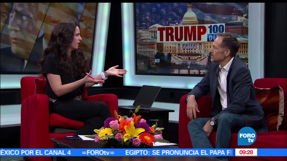 Casa Blanca, Estados Unidos, Trump, 100 días