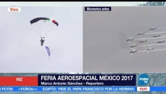 FAM, fuerza aerea mexicana, feria aerea, mexico
