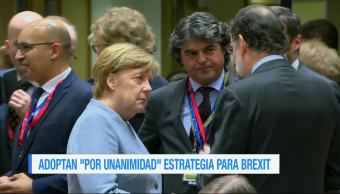 Lideres, Europa, Primer ministro, presidentes, UE, Brexit