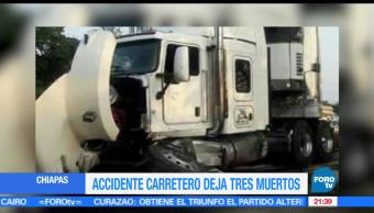 Fallecen, Mueren, Choque, Accidente, Hijos, Ex alcalde de Suchiate Chiapas