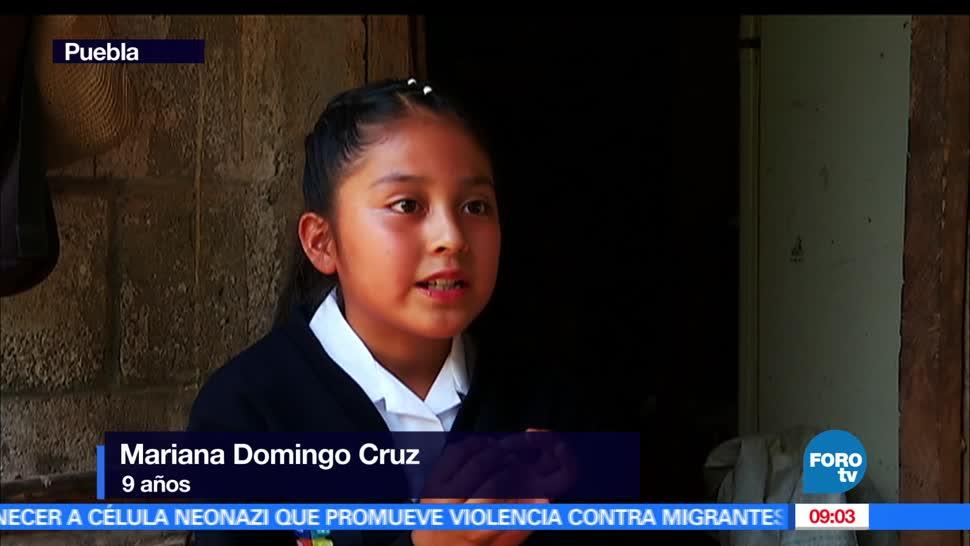 Niños, Puebla, Niños poblanos, Estudios,