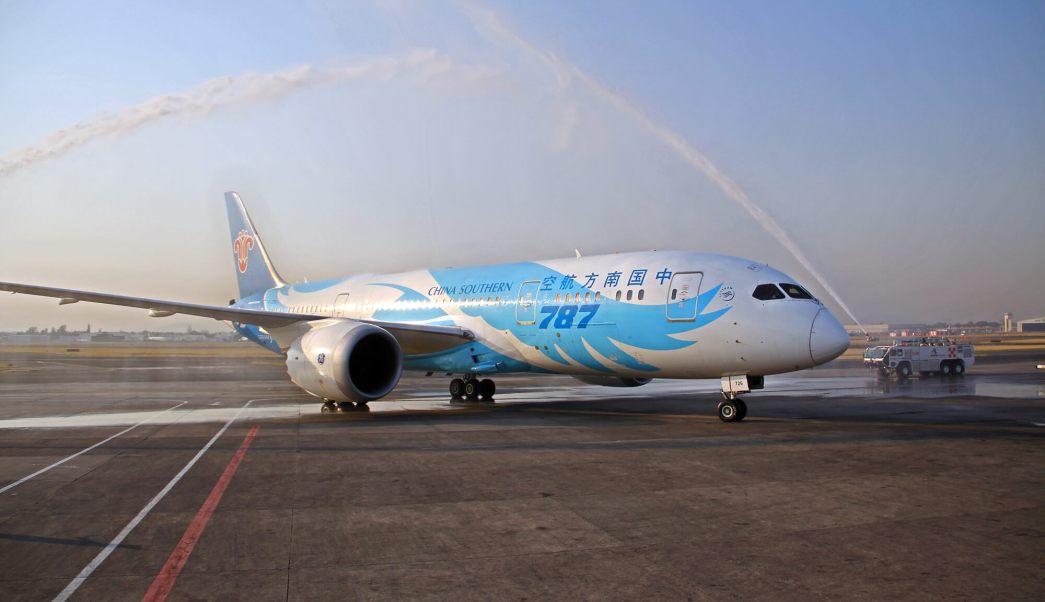 China Southern Airlines cuenta con una flota de más de 700 aviones de carga y de pasajeros (Notimex)