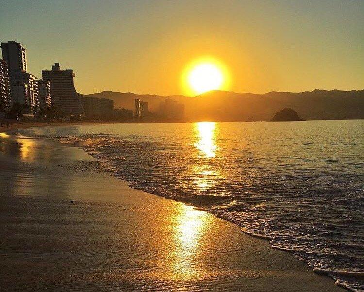 Acapulco, Guerrero. (Twitter: @Acapulco)