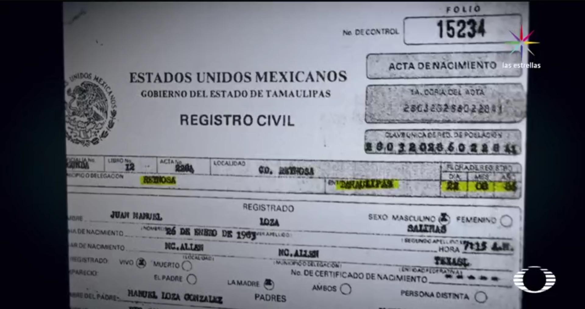 El Comandante Toro\' tenía doble nacionalidad | Noticieros Televisa