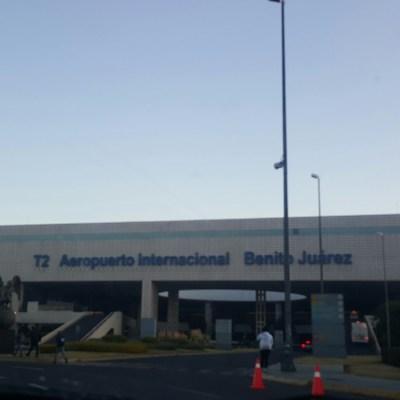 SAT elimina semáforos fiscales y declaración de aduana en el AICM