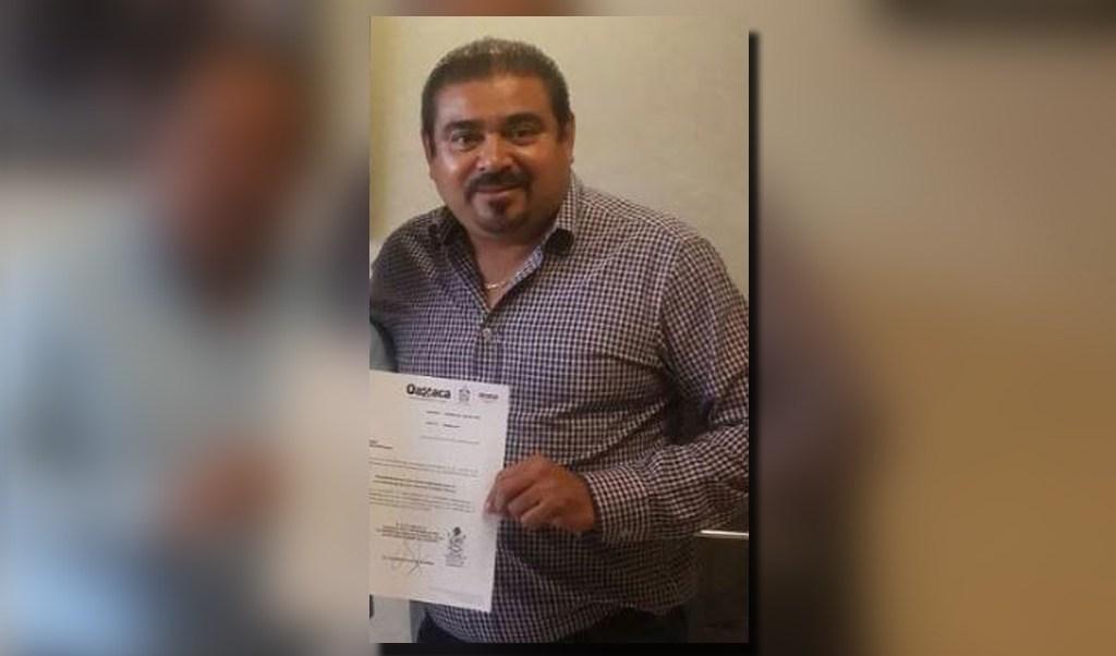 Alejandro Avilés Álvarez renuncia al cargo de secretario general de Gobierno de Oaxaca (Twitter)
