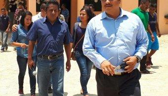 Alejandro Hernández, Bartolomé, Loxicha, Oaxaca, asesinan, seguridad