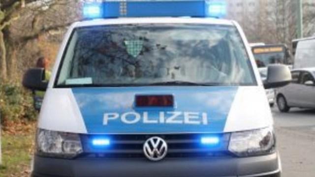 Patrulla de la Policía de Alemania