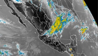 El SMN pronostica tormentas muy fuertes, posible formación de tornados y granizadas en Coahuila, así como lluvias intensas en Nuevo León. (Twitter@conagua_mx)