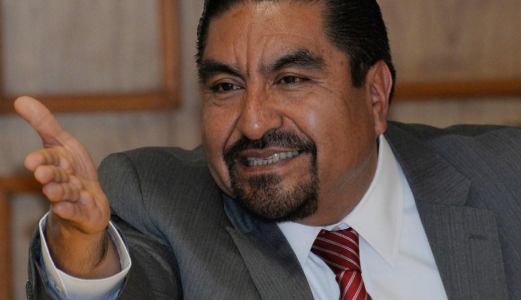 Álvaro Augusto Pérez Juárez, presidente del TSJ de la CDMX. (Notimex)