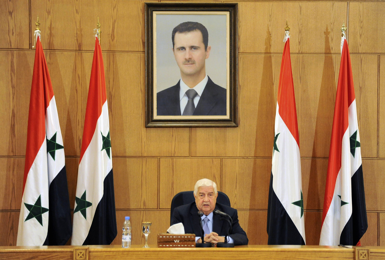 Siria Assad Trump