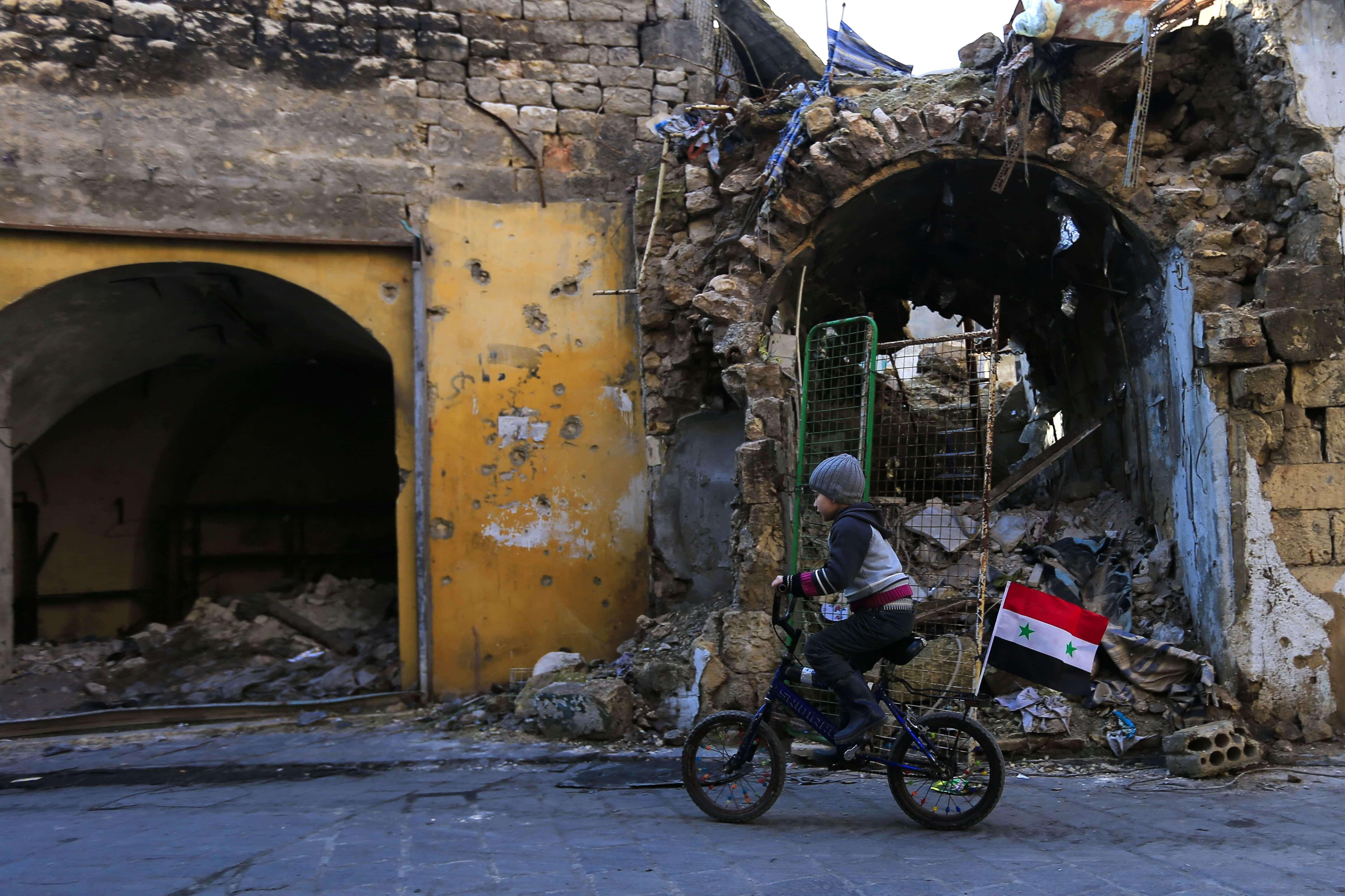 Siria guerra Trump