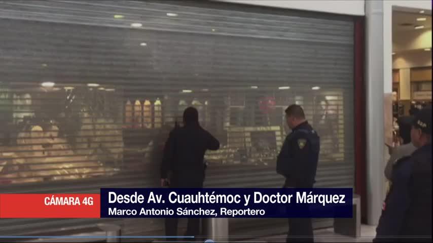 joyería, Avenida Cuauhtémoc, Doctor Márquez, Ciudad de México