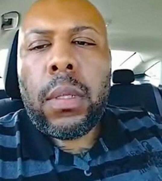 Steve Stephens, mejor conocido como el asesino de Facebook. (AP, archivo)