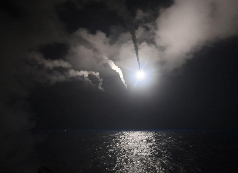 Ataque de Estados Unidos en Siria provocó