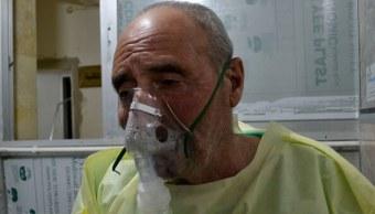 Se estima que entre los arsenales en manos del régimen sirio se encuentran dos agentes neurotóxicos: el gas sarín y el VX, además del gas mostaza. (Getty images, archivo)