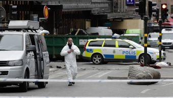 En el ataque de Estocolmo murieron cuatro personas. (AP, archivo)