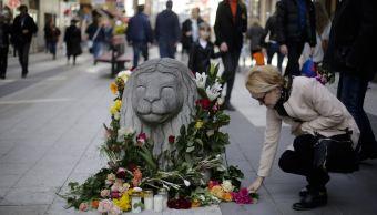 El supuesto autor del atentado del viernes con un camión en Estocolmo, un solicitante de asilo uzbeko que tenía una orden de expulsión, confiesa su culpabilidad y su pertenencia al Estado Islámico. (AP)