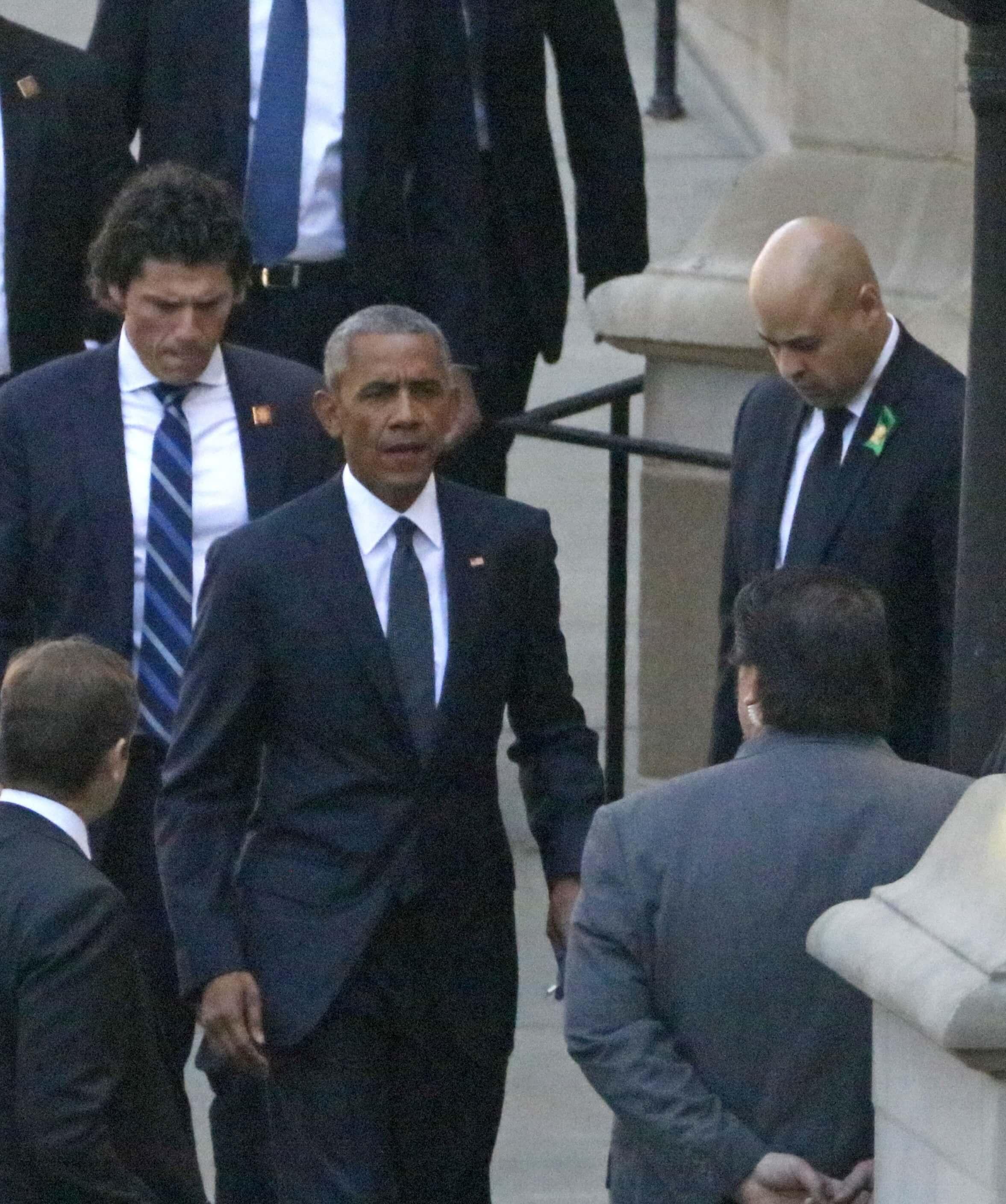 Obama efectuará su primera presentación pública el lunes en Chicago