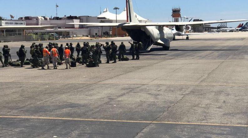 Refuerzan seguridad por vacaciones de Semana Santa en Los Cabos, Baja California Sur