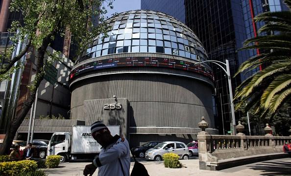 Bolsa, Mexicana, economía, Wall Street, edificio, México, ganancias,