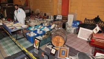 Los hallazgos de la esposa de Javier Duarte en una bodega en Veracruz