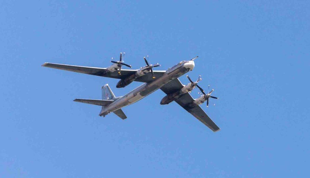 Bombarderos rusos sobrevuelan Alaska por cuarto día consecutivo.