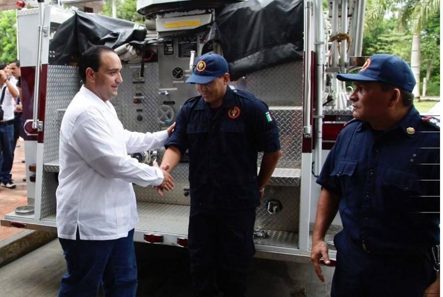 Roberto Borge, exgobernador de Quintana Roo. (Facebook-Roberto Borge, archivo)