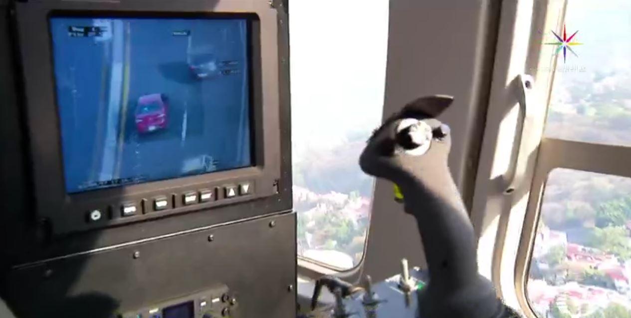 Cámara de alta precisión puede funcionar de modo automático sin necesidad de un técnico. (Noticieros Televisa)