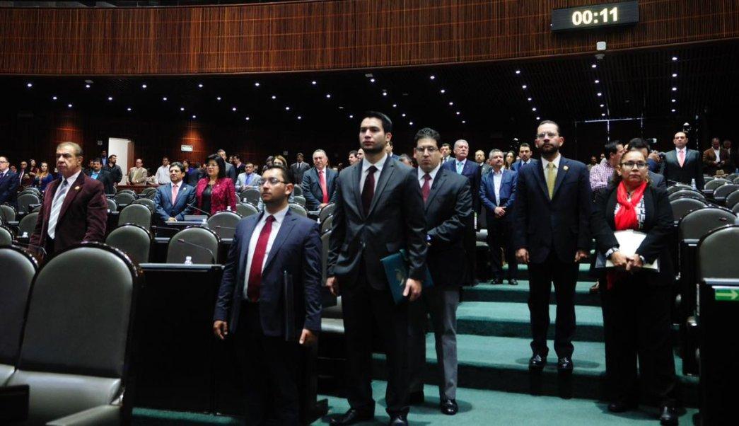 La reforma se aprobó por 280 votos a favor y 83 en contra. (Twitter: @Mx_Diputados)