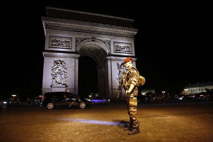 Estado Islámico se reivindica ataque en centro de París