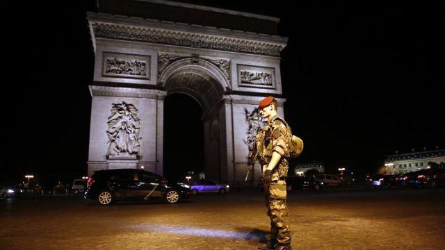 |El atentado fue reivindicado por el grupo terrorista Estado Islámico. (AP)